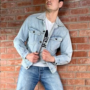 Guess By Georges Marciano Jean Jacket Vintage